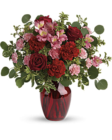 Blooming Belles Bouquet - Valentines Day 2019