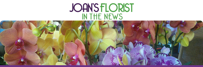 Joan's Florist In The News
