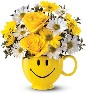 Teleflora's Be Happy Bouqet